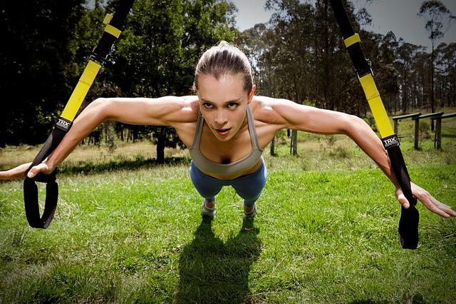 Тренировка помогает снять стресс