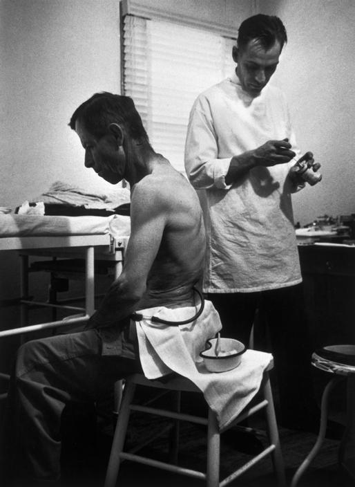 Пациент и доктор Цериани