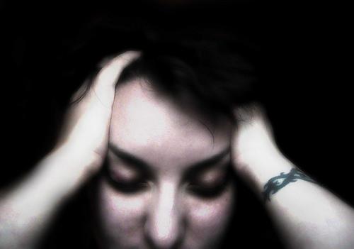 Боли в затылке головы из-за стресса