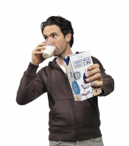 Молоко помогает здоровью