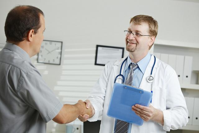 Как общаться с врачом