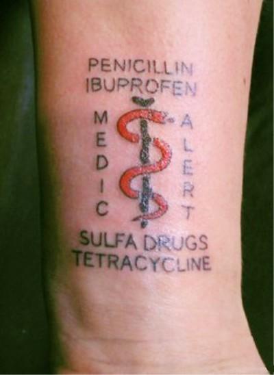 непереносимость пеницилина