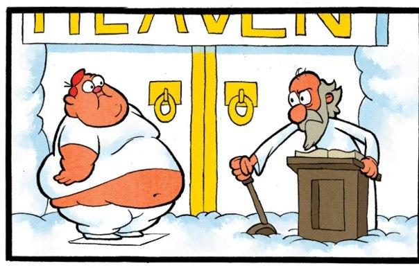 хорошо быть жирным