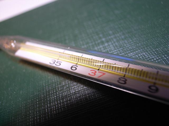Ртутные термометры под запретом
