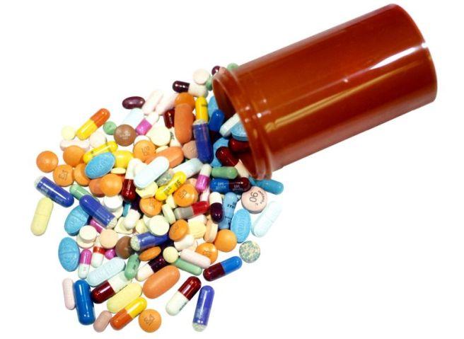 Самые продаваемые лекарства в сентябре 2013