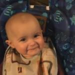 реакция ребенка на мамину песню