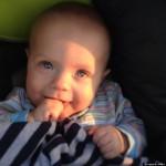 Мальчик родился раньше срока