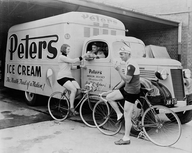 Чем полезно мороженое