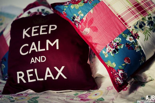Как быстро успокоиться