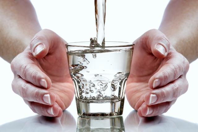 Хочешь похудеть - пей воду