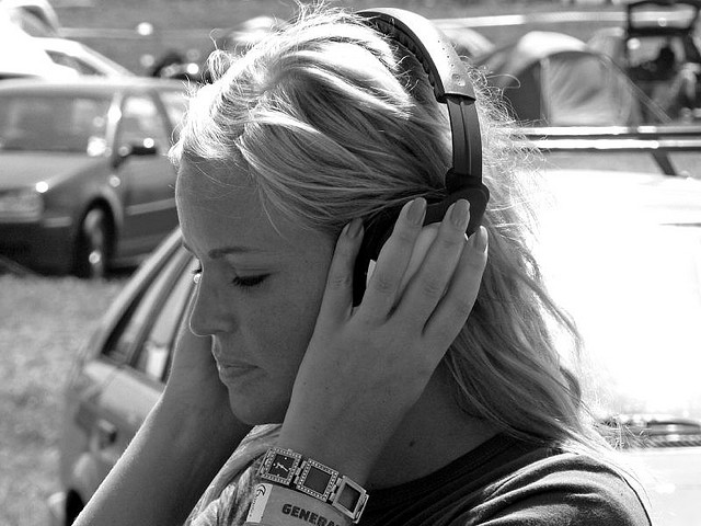 Влияние музыки на настроение