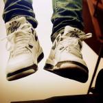 бег кроссовки
