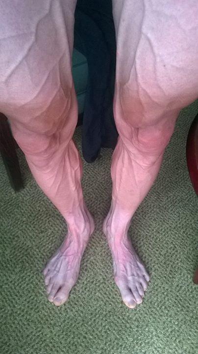 ноги велогонщика Тур де Франс
