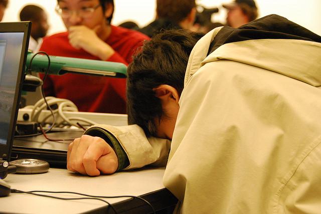 причины усталости