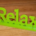 Расслабиться