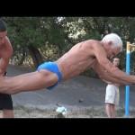 Возраст спорту не помеха