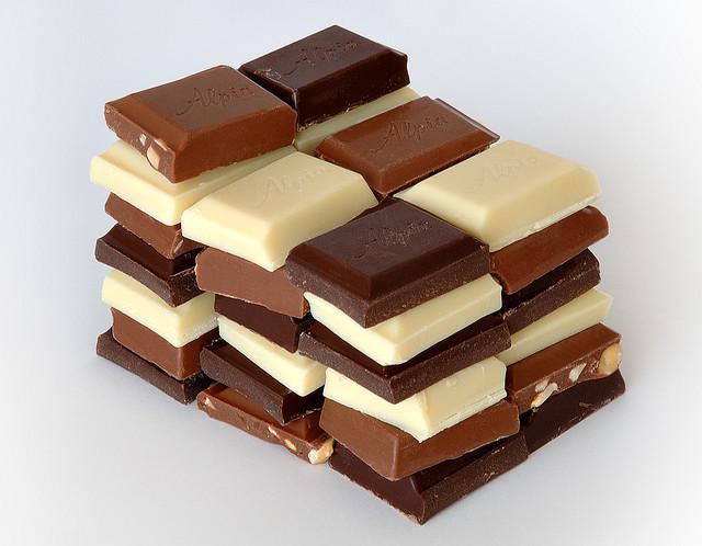 Необычные факты о шоколаде