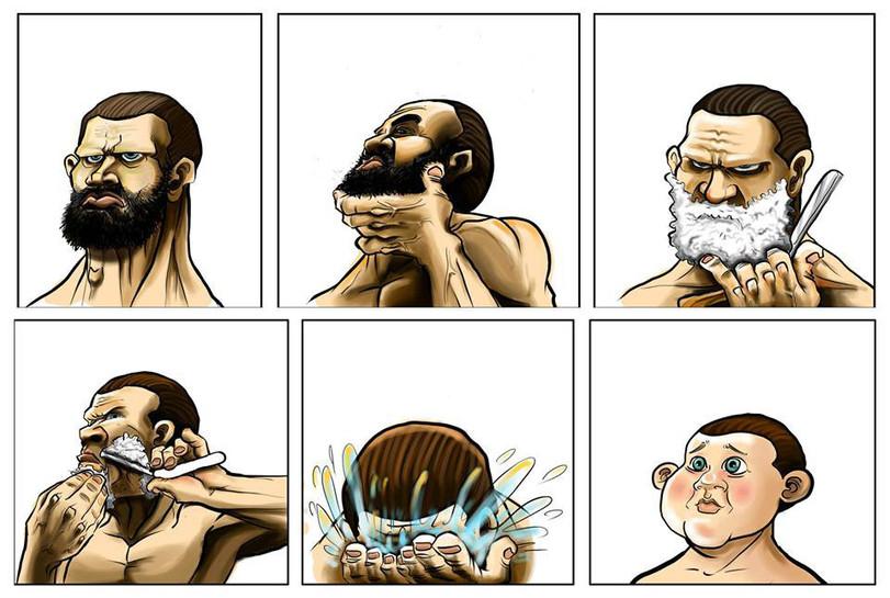 Идеальная борода