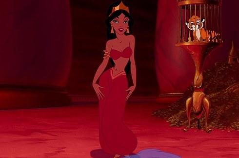 Как бы выглядели диснеевские принцессы с реальными фигурами