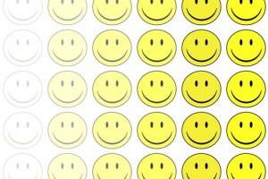 Уровень счастья в разных странах