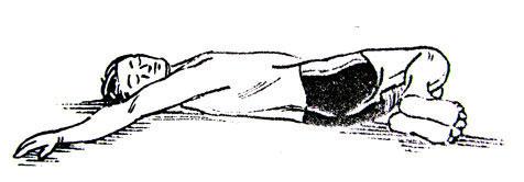Скручивание-лежа-на-спине
