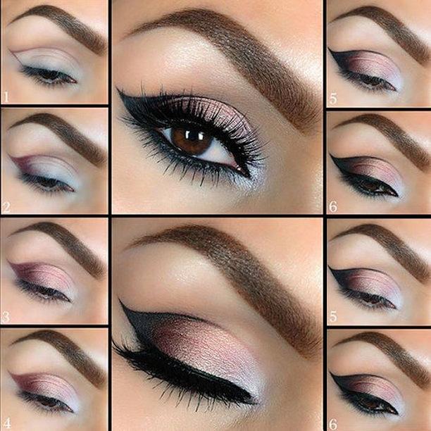 Beautiful-Smokey-Eyes-Makeup-Tutorial