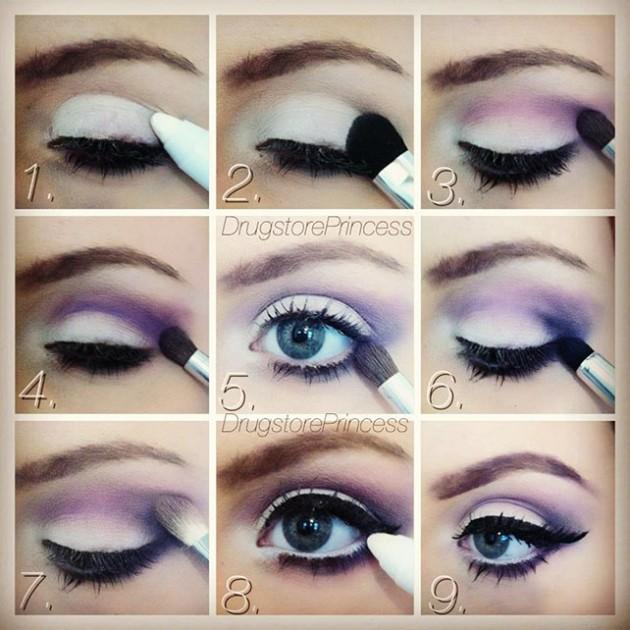 TUTORIAL-White-Purple-Eye-Makeup-630x630