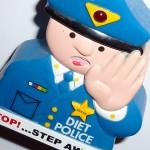 полиция диеты