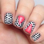 Cool-Polka-Dot-Nail-Design