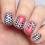 Cool-Polka-Dot-Nail-Design